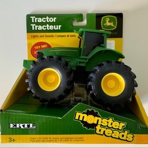 John Deere Monster Treads Lights & Sounds